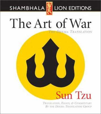 The Art of War: The Denma Translation 9781591790419