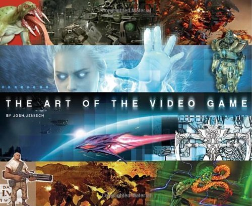 The Art of the Video Game 9781594742774