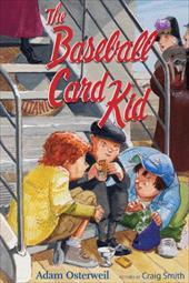 The Baseball Card Kid 7243198