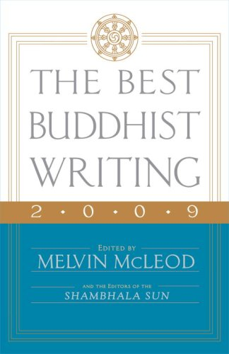 The Best Buddhist Writing 9781590307342