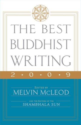 The Best Buddhist Writing