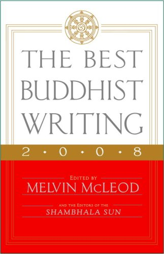 The Best Buddhist Writing 9781590306154