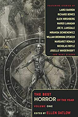 The Best Horror of the Year Volume 1 9781597801614
