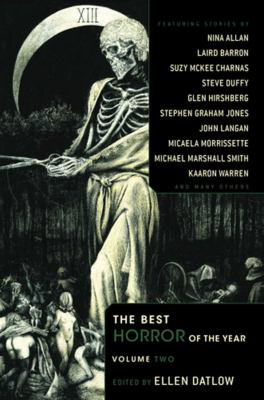 The Best Horror of the Year, Volume Two 9781597801737