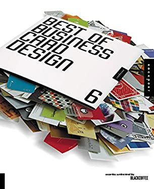 The Best of Business Card Design 6 9781592532339