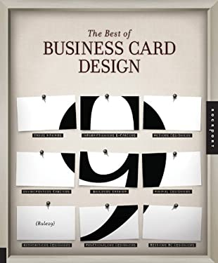 The Best of Business Card Design 9 9781592535965