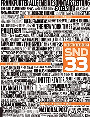 The Best of News Design 33rd Edition 9781592538232