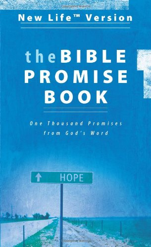 The Bible Promise Book - Nlv 9781597895200