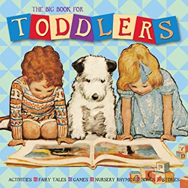 The Big Book for Toddlers 9781599620718
