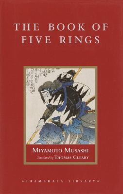 The Book of Five Rings 9781590300404