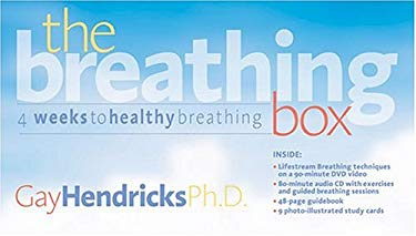 The Breathing Box: 4 Weeks to Healthy Breathing [With Cards and Study Guide and CDWith DVD] 9781591792345