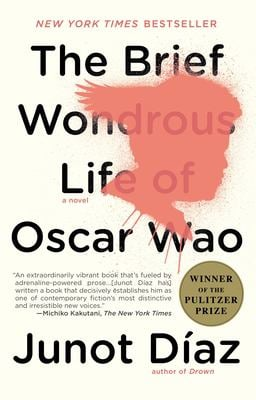 The Brief Wondrous Life of Oscar Wao 9781594483295