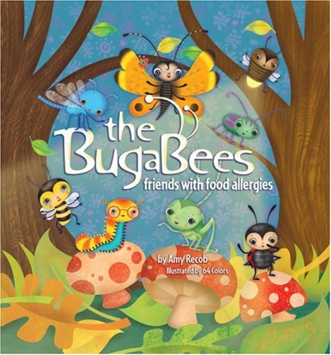 The BugaBees: Friends with Food Allergies 9781592982790