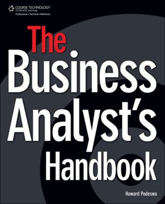 The Business Analyst's Handbook 9781598635652