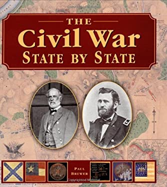 The Civil War State by State 9781592230549