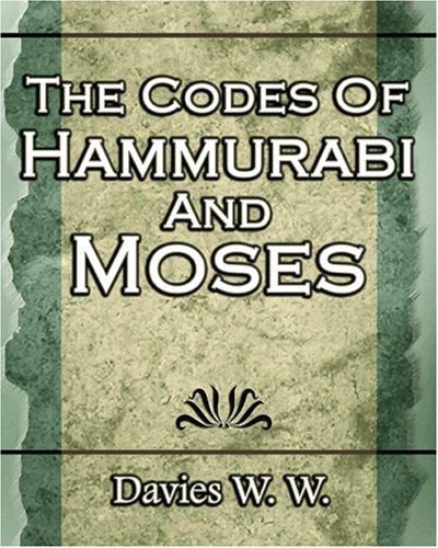 code of hammurabi and the book of exodus The code of hammurabi and the book of exodus both consider actions such as adultery, making false accusations about someone, and stealing as a crime adultery would be detrimental to the well-being of the community because it can ruin relationships within the community.