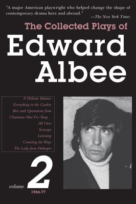 The Collected Plays of Edward Albee: 1966-77 9781590200537