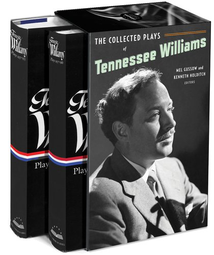 The Collected Plays of Tennessee Williams 9781598531046