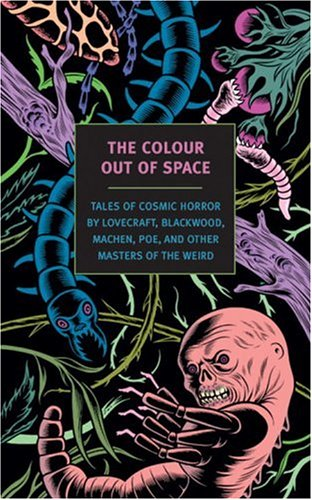 The Colour Out of Space: Tales of Cosmic Horror 9781590170267