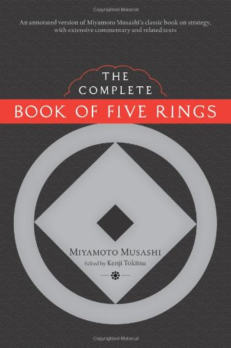 The Complete Book of Five Rings 9781590307977