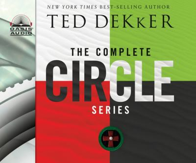 The Complete Circle Series: Black/Red/White/Green 9781598591064