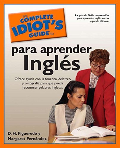 The Complete Idiot's Guide To Para Aprender Ingles 9781592570799
