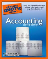 The Complete Idiot's Guide to Accounting 7272443