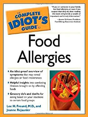 The Complete Idiot's Guide to Food Allergies 9781592571178