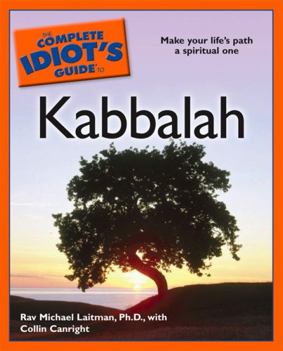 The Complete Idiot's Guide to Kabbalah 9781592575428