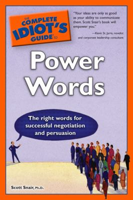 The Complete Idiot's Guide to Power Words 9781592578436