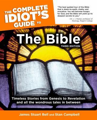 The Complete Idiot's Guide to the Bible 9781592573899