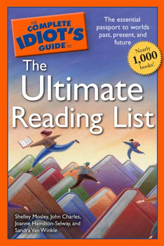 The Complete Idiot's Guide to the Ultimate Reading List 9781592576456
