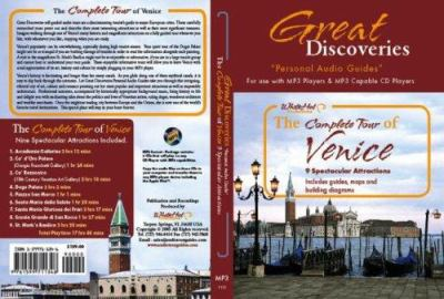 The Complete Tour of Venice: 9 Spectacular Attractions 9781599711348