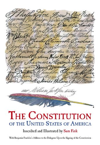 The Constitution of the United States of America 9781599620824