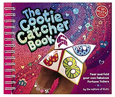 The Cootie Catcher Book [With Sticker(s)] 9781591746805