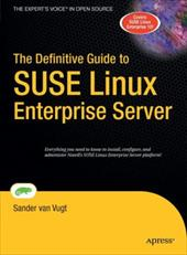 The Definitive Guide to SUSE Linux Enterprise Server 7241496