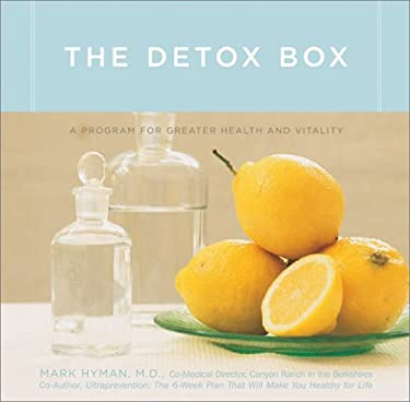 The Detox Box: A Program for Greater Health and Vitality [With BookWith Flash CardsWith CDs] 9781591791003