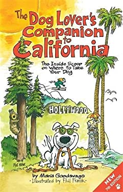 The Dog Lover's Companion to California 9781598807431