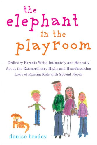 The Elephant in the Playroom: Ordinary Parents Write Intimately and Honestly about the Extraordinary Highs and Heartbreaking Lows of Raising Kids wi 9781594630354