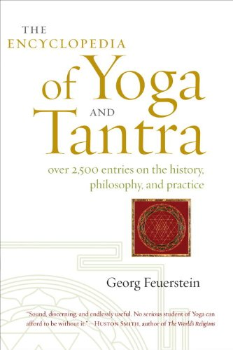 The Encyclopedia of Yoga and Tantra 9781590308790