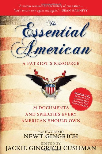 The Essential American: A Patriot's Resource [With DVD] 9781596986435