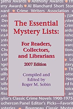 The Essential Mystery Lists: For Readers, Collectors, and Librarians 9781590584576