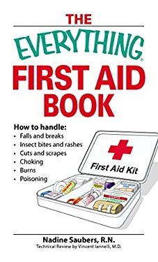 The Everything First Aid Book 9781598695052