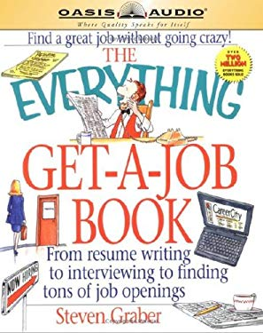 The Everything Get-A-Job Book 9781598591927