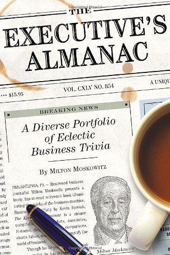 The Executive's Almanac 9781594741012