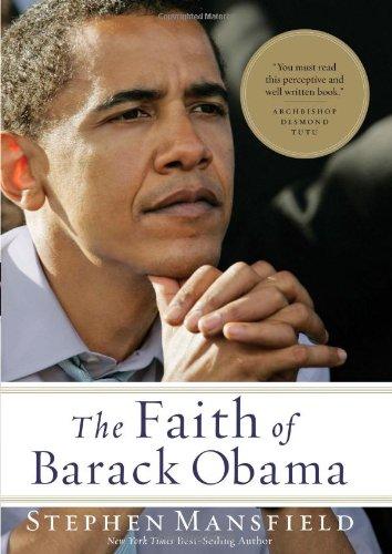 The Faith of Barack Obama 9781595552501