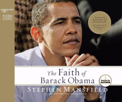 The Faith of Barack Obama 9781598594966