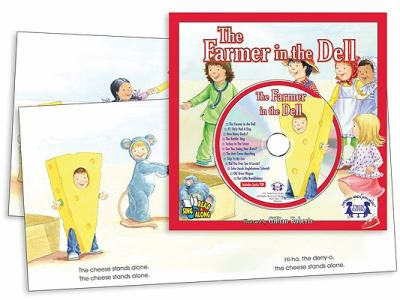 The Farmer in the Dell [With Paperback Book] 9781599223704