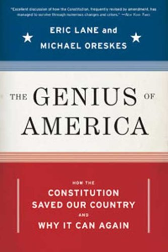 The Genius of America: How the Constitution Saved Our Country--And Why It Can Again 9781596914919