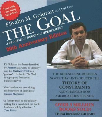 The Goal: A Process of Ongoing Improvement 9781598870640